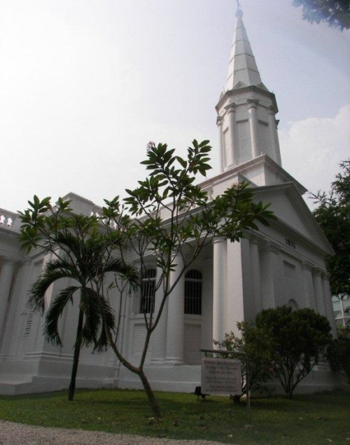 Armenian Church of St. Gregory the Illuminator Singapore
