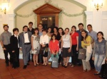 Armenian Community @ Raffles Hotel Jubilee Hall February 2009