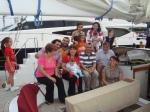 "Welcoming ""Armenia"" to Singapore - One15 Marina - June 2011"